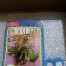 Coman Boys: COMAN BOYS COMANBOYS FIGURAS MUÑECOS LOTE 122 $. Lote 222125270
