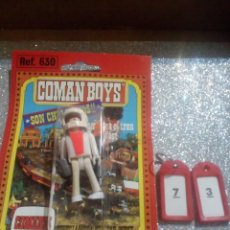 Coman Boys: COMAN BOYS COMANBOYS FIGURAS MUÑECOS LOTE 73 $. Lote 222126113