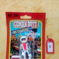 Coman Boys: COMAN BOYS COMANBOYS FIGURAS MUÑECOS DE COMANSI ASTRONAUTAS $. Lote 222202485
