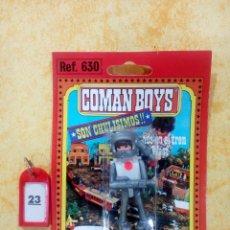 Coman Boys: COMAN BOYS COMANBOYS FIGURAS MUÑECOS DE COMANSI ASTRONAUTAS $. Lote 222202622