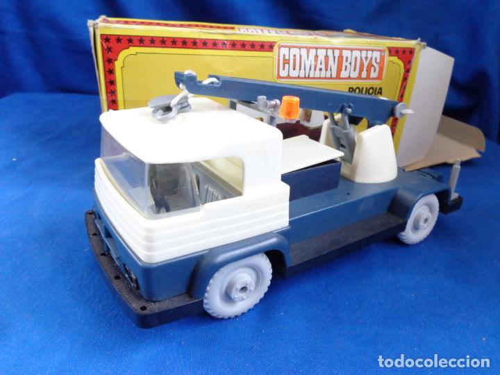 Coman Boys: COMANSI - CAMION GRUA COMAN BOYS AÑOS 70 VER FOTOS! SM - Foto 2 - 222349085