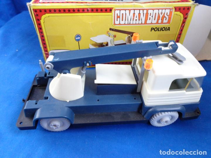 Coman Boys: COMANSI - CAMION GRUA COMAN BOYS AÑOS 70 VER FOTOS! SM - Foto 5 - 222349085