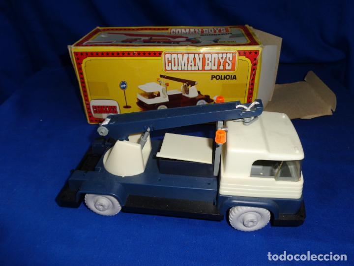 Coman Boys: COMANSI - CAMION GRUA COMAN BOYS AÑOS 70 VER FOTOS! SM - Foto 14 - 222349085
