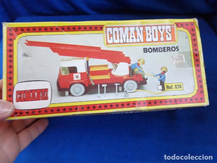 Coman Boys: COMANSI - CAMION GRUA COMAN BOYS AÑOS 70 VER FOTOS! SM - Foto 20 - 222349085