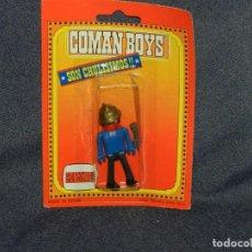 Coman Boys: (M) COMAN BOYS COMANSI CON BLISTER, SEÑALES DE USO NORMAL. Lote 222684508