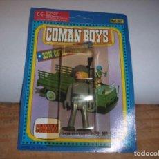 Coman Boys: COMAN BOYS SOLDADO ALEMAN NUEVO EN BLISTER SOLDADOS DEL MUNDO. Lote 222893612