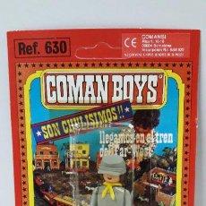 Coman Boys: BLISTER DE SOLDADO CONFEDERADO - COMAN BOYS . REALIZADO POR COMANSI . REF 630 ULTIMAS SERIES. Lote 223265230