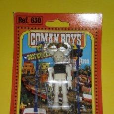 Coman Boys: BLISTER CON FIGURA COMAN BOYS DE COMANSI ( COMANDOS DEL ESPACIO ) VER DESCRIPCION. Lote 245502770