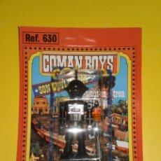 Coman Boys: BLISTER CON FIGURA COMAN BOYS DE COMANSI ( COMANDOS DEL ESPACIO ) VER DESCRIPCION. Lote 225185690