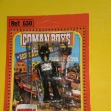 Coman Boys: BLISTER CON FIGURA COMAN BOYS DE COMANSI ( COMANDOS DEL ESPACIO ) VER DESCRIPCION. Lote 225185737