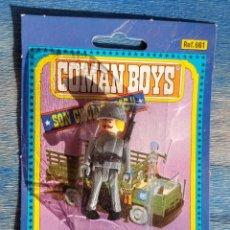 Coman Boys: COMAN BOYS: SOLDADOS DEL MUNDO, SOLDADO ALEMAN, FIGURA EN BLISTER ORIGINAL,AÑOS 80. Lote 226689770