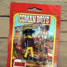 Coman Boys: COMAN BOYS - BLISTER VAQUERO - NUEVO, SIN USO - REF. 630 - OESTE. Lote 227570975