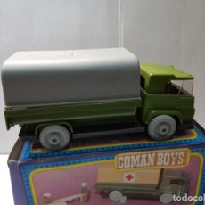 Coman Boys: CAMIÓN MILITAR COMAN BOYS DE COMANSI EN BLISTER. Lote 228345960