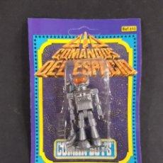 Coman Boys: COMAN BOYS - ROBOT PLATEADO - COMANDOS DEL ESPACIO. Lote 229327195