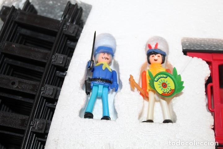Coman Boys: COMAN BOYS - TREN DEL FAR WEST - COMANSI - EN SU CAJA ORIGINAL - REF. 601 - Foto 5 - 230862445