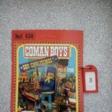 Coman Boys: COMAN BOYS COMANBOYS FIGURAS MUÑECOS. Lote 233919860
