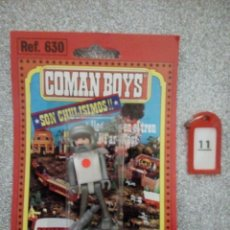Coman Boys: COMAN BOYS COMANBOYS FIGURAS MUÑECOS *. Lote 233920665
