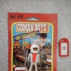Coman Boys: COMAN BOYS COMANBOYS FIGURAS MUÑECOS *. Lote 233920825