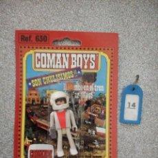 Coman Boys: COMAN BOYS COMANBOYS FIGURAS MUÑECOS *. Lote 233920870
