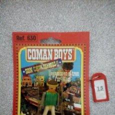 Coman Boys: COMAN BOYS COMANBOYS FIGURAS MUÑECOS *. Lote 233921075