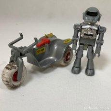 Coman Boys: COPMAN BOYS - ROBOT ASTRONAUTA + MOTO LUNAR - COMANDOS DEL ESPACIO. Lote 235035690