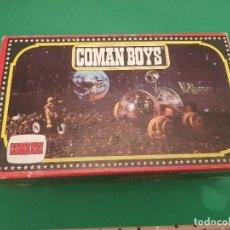 Coman Boys: CAJA VACIA NAVE COSMO ROBOTS COMAN BOYS COMANSI. Lote 236954845