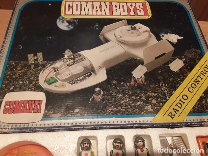 Coman Boys: Coman Boys , Cosmo Nave KZ 40 Radiocontrol, Funcionando. - Foto 2 - 240358730