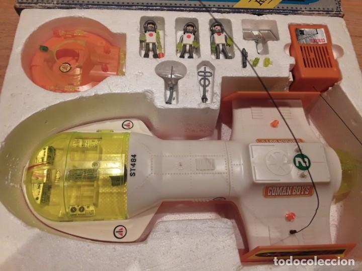 Coman Boys: Coman Boys , Cosmo Nave KZ 40 Radiocontrol, Funcionando. - Foto 3 - 240358730