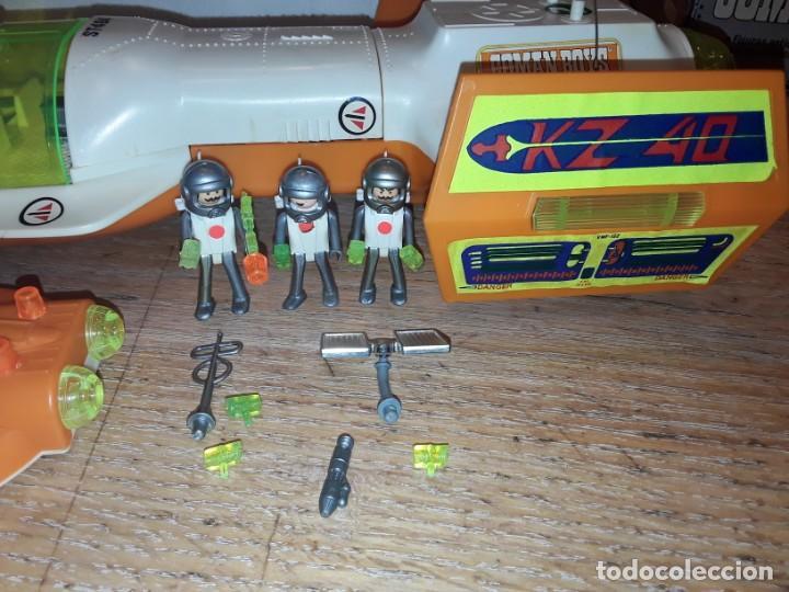Coman Boys: Coman Boys , Cosmo Nave KZ 40 Radiocontrol, Funcionando. - Foto 9 - 240358730