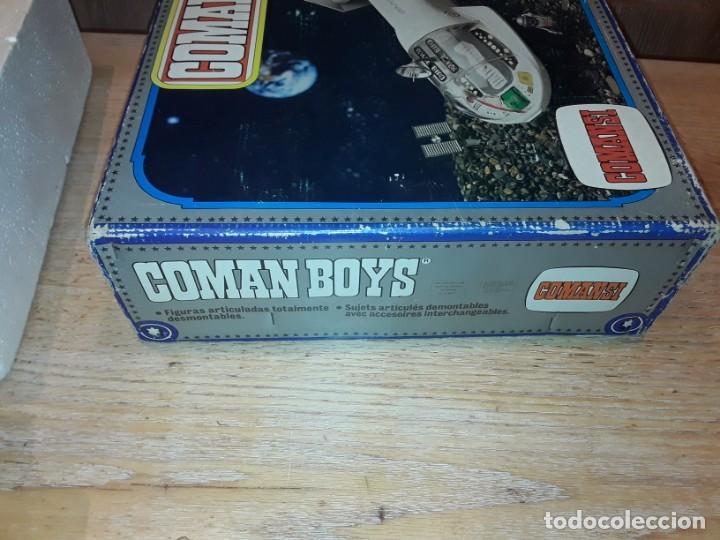 Coman Boys: Coman Boys , Cosmo Nave KZ 40 Radiocontrol, Funcionando. - Foto 23 - 240358730