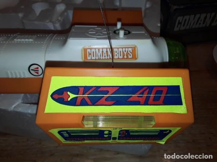 Coman Boys: Coman Boys , Cosmo Nave KZ 40 Radiocontrol, Funcionando. - Foto 28 - 240358730