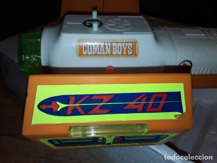 Coman Boys: Coman Boys , Cosmo Nave KZ 40 Radiocontrol, Funcionando. - Foto 29 - 240358730