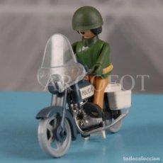 Coman Boys: COMAN BOYS EN MOTO - POLICÍA - EL DE LAS FOTOS. Lote 244444340