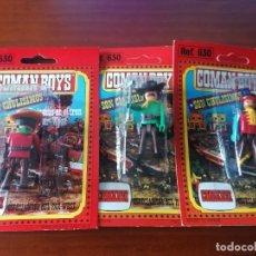 Coman Boys: COMAN BOYS OESTE VAQUEROS E INDIO. Lote 254007365