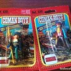 Coman Boys: COMAN BOYS NORDISTA E INDIO. Lote 254007485