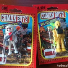 Coman Boys: COMAN BOYS ESPACIO ASTRONAUTA Y ALIEN. Lote 254008650