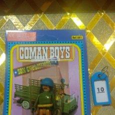 Coman Boys: COMAN BOYS COMANBOYS FIGURAS MUÑECOS *. Lote 254998640