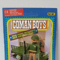 Coman Boys: BLISTER DE SOLDADOS DEL MUNDO - COMAN BOYS . REALIZADO POR COMANSI . REF 661 ULTIMAS SERIES. Lote 256102570
