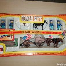 Coman Boys: COMAN BOYS - FAR WEST - REF: 638 - ORIGINAL AÑOS 70 - COMANSI. Lote 258749655