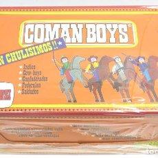 Coman Boys: COMANBOYS COMAN BOYS COMANSI COMANDOS DEL ESPACIO CAJA EXPOSITORA SELLADA.. Lote 261589310