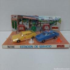 Coman Boys: ESTANCION DE SERVICIO NOVOLINIA COMANSI COMAN BOYS. Lote 262717890