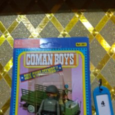Coman Boys: COMAN BOYS COMANBOYS FIGURAS MUÑECOS *. Lote 269962223