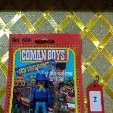 Coman Boys: COMAN BOYS COMANBOYS FIGURAS MUÑECOS *. Lote 269962233