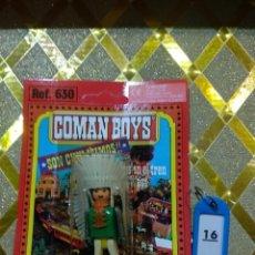 Coman Boys: COMAN BOYS COMANBOYS FIGURAS MUÑECOS *. Lote 273217083
