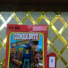 Coman Boys: COMAN BOYS COMANBOYS FIGURAS MUÑECOS *. Lote 273218793