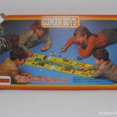 Coman Boys: JUEGO EL GRAN NATIONAL, COMAN BOYS, COMANSI, SIN ESTRENAR, MADE IN SPAIN. Lote 275126688