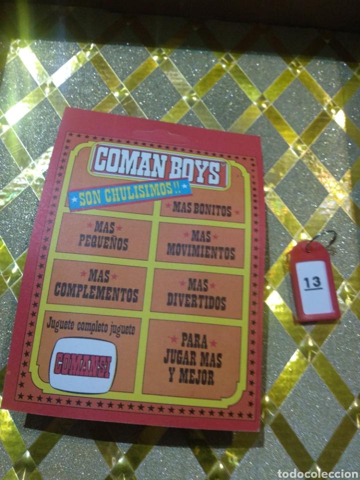 Coman Boys: COMAN BOYS COMANBOYS FIGURAS MUÑECOS * - Foto 2 - 277539568