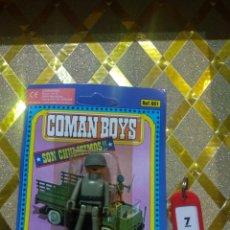 Coman Boys: COMAN BOYS COMANBOYS FIGURAS MUÑECOS *. Lote 277539583