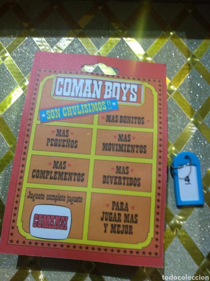 Coman Boys: COMAN BOYS COMANBOYS FIGURAS MUÑECOS * - Foto 2 - 277539593