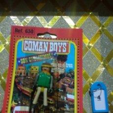 Coman Boys: COMAN BOYS COMANBOYS FIGURAS MUÑECOS *. Lote 277539593
